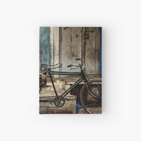 Goat on Wheels Hardcover Journal