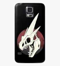 Pokemon - Mega Charizard Y Skull Case/Skin for Samsung Galaxy