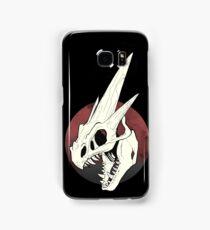 Pokemon - Mega Charizard Y Skull Samsung Galaxy Case/Skin