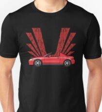 Red Sol Unisex T-Shirt