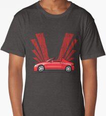 Red Sol Long T-Shirt
