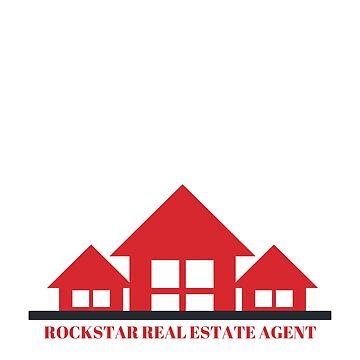 Rockstar Real Estate Agent by DaniHoffmann