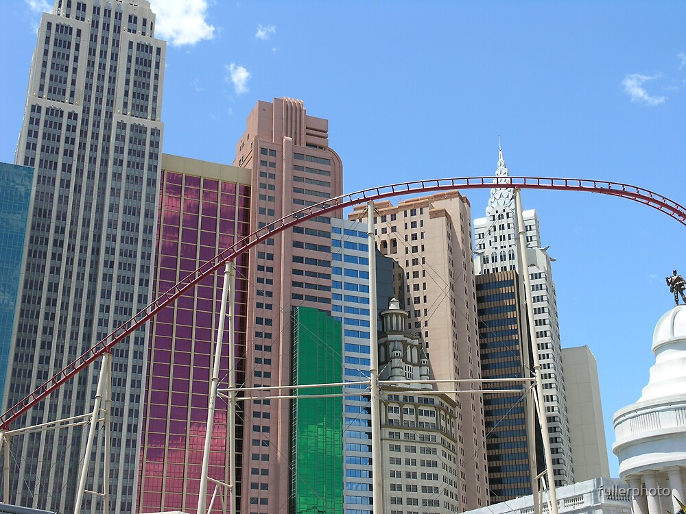 Circus Circus Las Vegas by fullerphoto