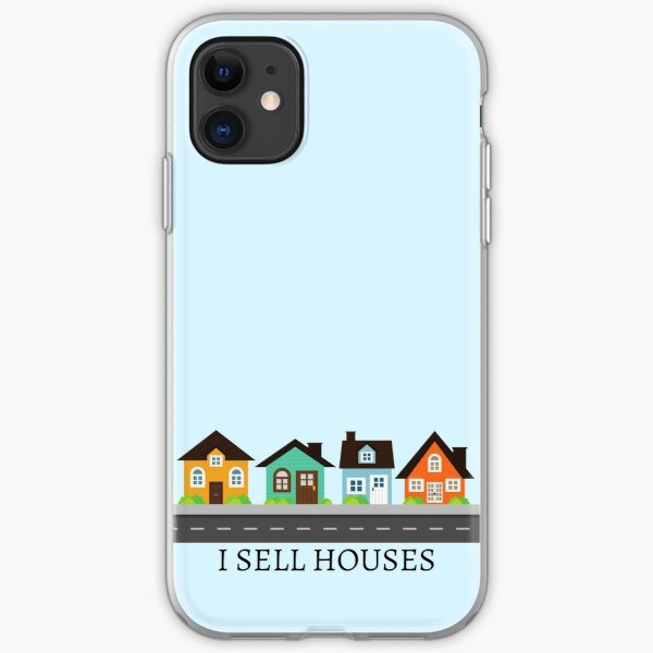 I SELL HOUSES iPhone Soft Case