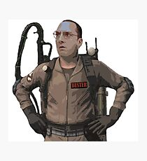 Ghost Buster Photographic Print