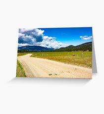 Pilgeram Road Greeting Card