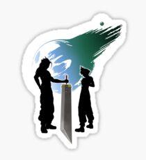 Sword Of Fantasy Sticker