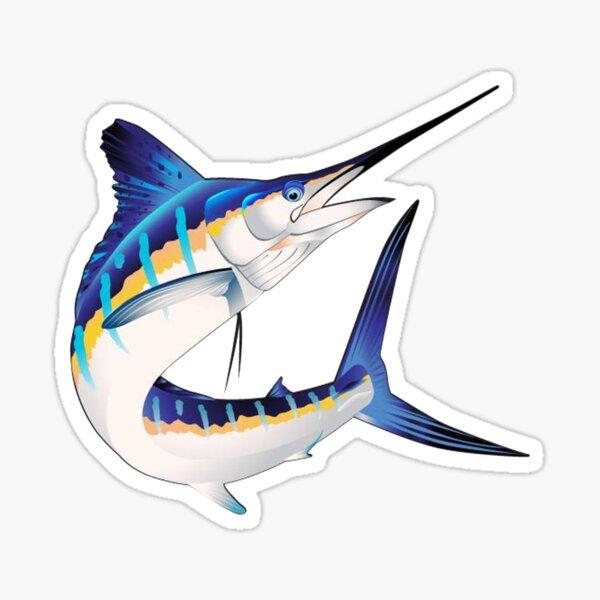 Fishing Day Sticker
