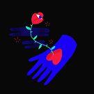 Le coeur sur la main by Alice Bouchardon
