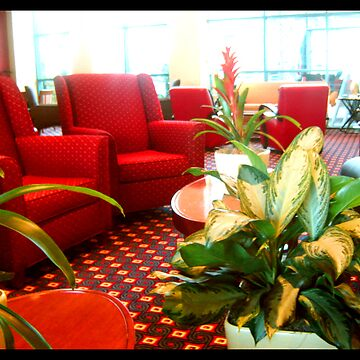 The Crimson Lounge by twilightmoon