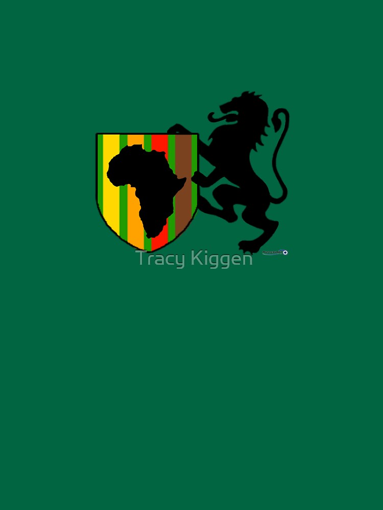Regal Africa by Mysteryart