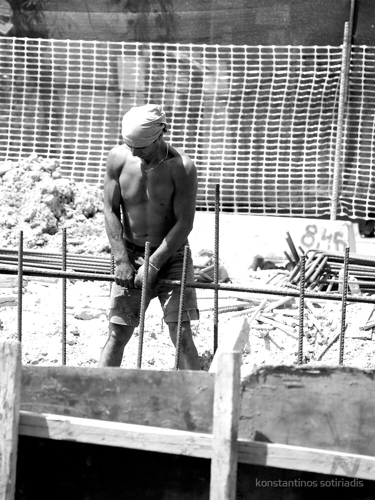 workman again by konstantinos sotiriadis