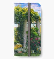 Italianate Terrace iPhone Wallet