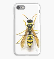 WP016 - Wasp iPhone Case/Skin