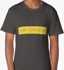 CAMP COUNSELOR Long T-Shirt
