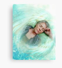 Caryl ─ Guardian angels Canvas Print