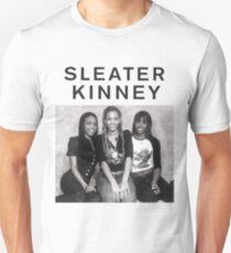 Sleater-Kinney Shirt Unisex T-Shirt