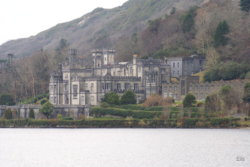 A different side of Kylemore Abbey by Eils