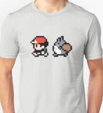Totoro Pokemon Sprite V2! T-Shirt