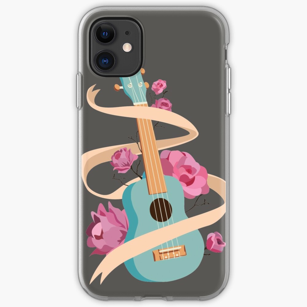 Ukelele Lover iPhone Case & Cover