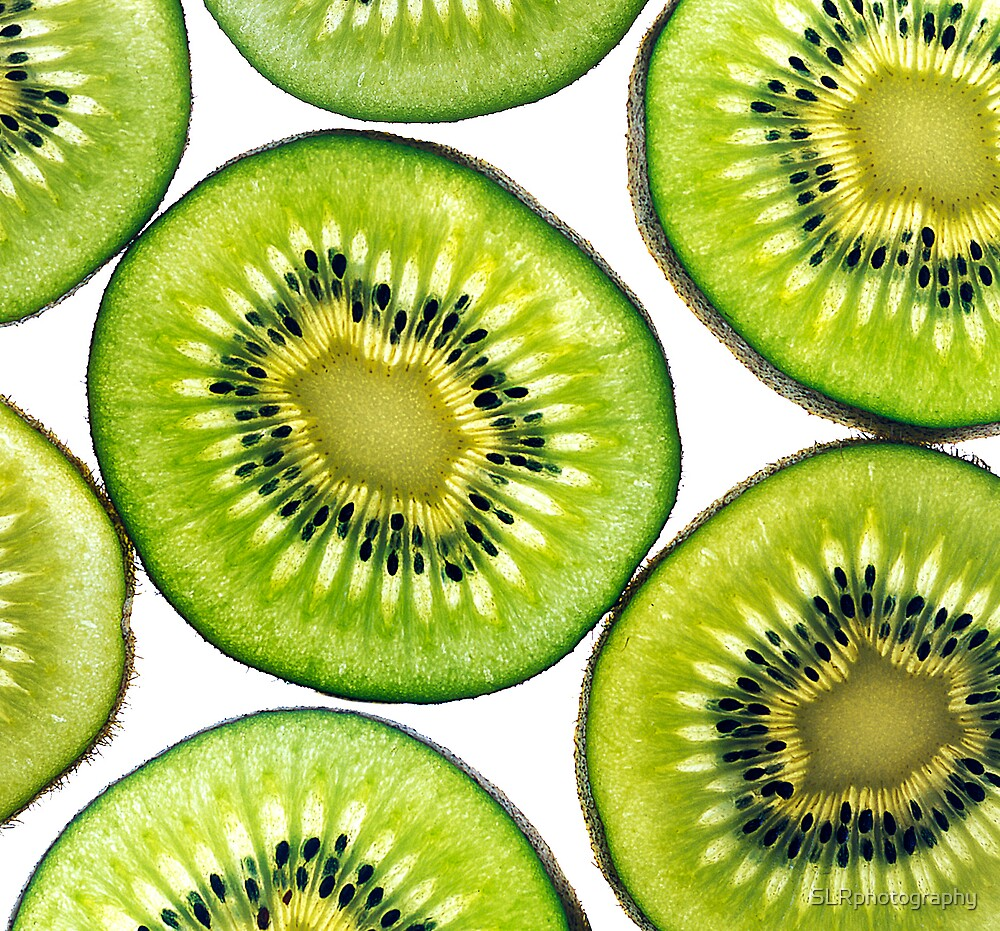 Kiwi Fruit by SLRphotography