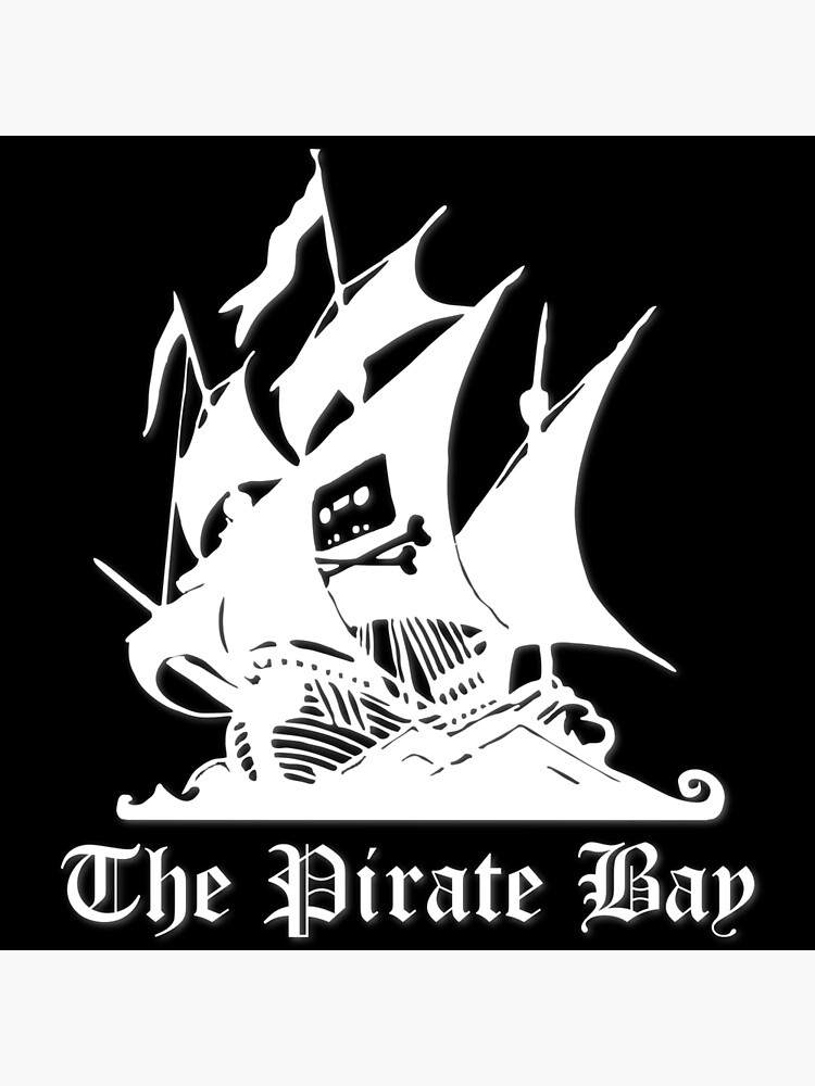 The Pirate Bay by geek--chic