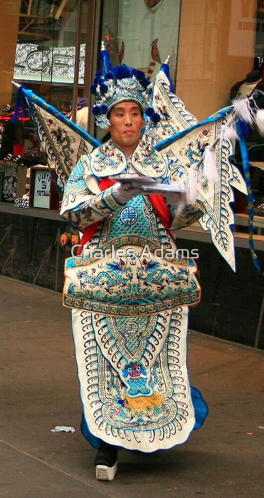 Ceremonial Dress by Charles Adams