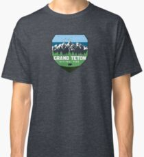 Grand Teton National Park Classic T-Shirt
