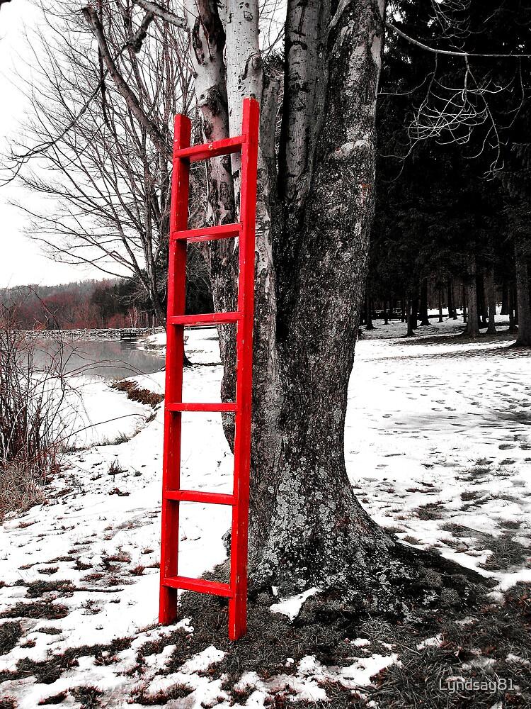 Red Ladder  by Lyndsay81