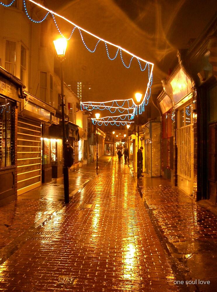 golden street by chrisdade
