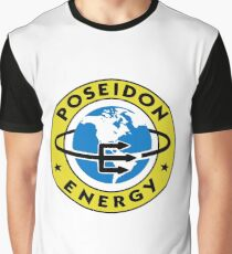Poseidon Energy Graphic T-Shirt