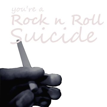 Rock n Roll suicide by untitled-five