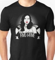 five by five baby Unisex T-Shirt
