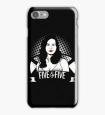 five by five baby iPhone Case/Skin