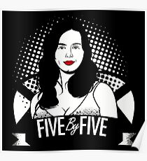 Five by Five Baby Poster