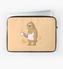 Monday Morning Depresso Laptop Sleeve