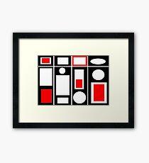 Modern Vibe 6 Framed Print