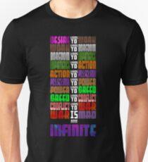 Infinite... Unisex T-Shirt