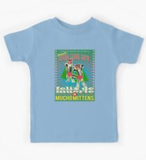 Lucha Libre Gato Kids Clothes
