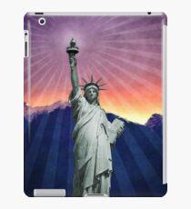 Statue of Liberty iPad Case/Skin