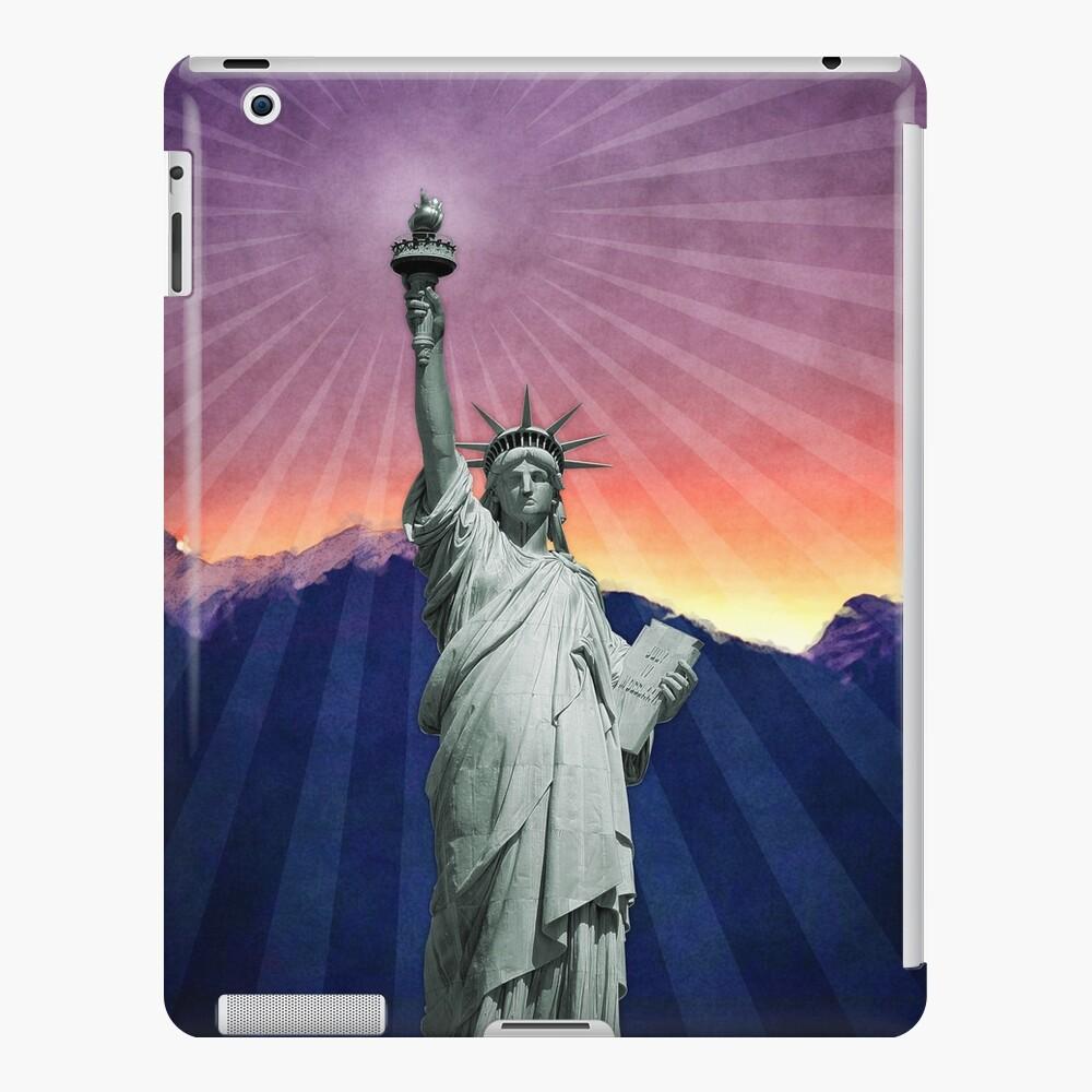 Statue of Liberty iPad Case & Skin