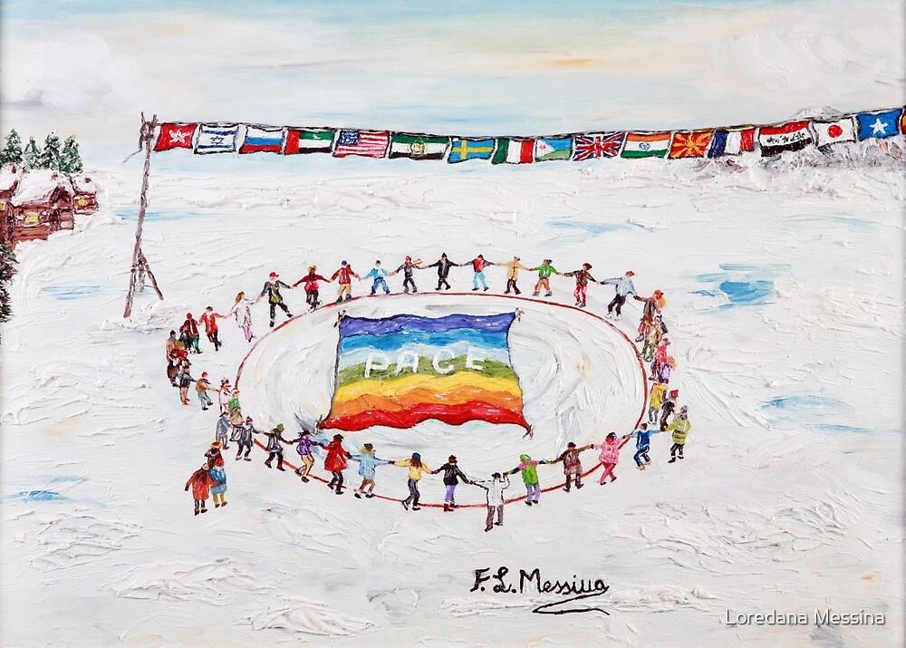 Speranza di pace by Loredana Messina