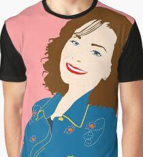 LORETTA Graphic T-Shirt