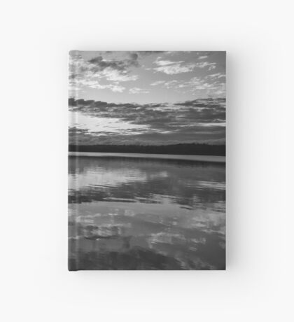 Sunset Clouds Hardcover Journal