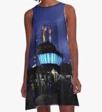 superdawg A-Line Dress