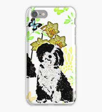 Springtime Pups iPhone Case/Skin
