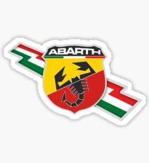 Abarth thunderbolt Sticker
