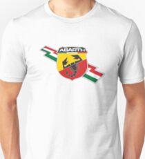 Abarth thunderbolt Unisex T-Shirt