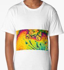 Colour mashup Long T-Shirt