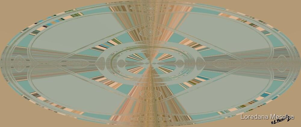 Celestial aspiration by Loredana Messina